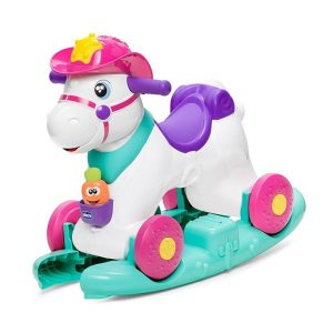 اسب اسباب بازی چیکو Chicco رنگ صورتی