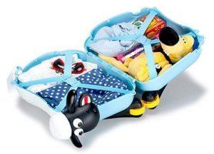 کیف و چمدان کودک- open