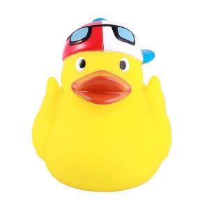 اسباب بازی حمام سوتی یومه Umee مدل اردک عینک دار