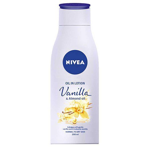 لوسیون بدن نیوا مدل Vanilla حجم 200 میلی لیتر