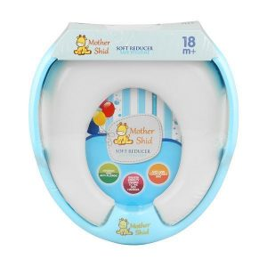 تبدیل توالت فرنگی کودک مادر شید Mother Shid آبی
