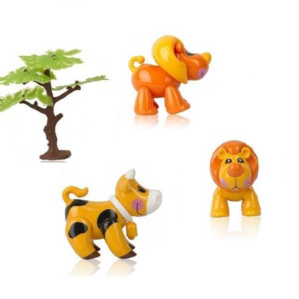 اسباب بازی جنگل شیرها بیبی فور لایف