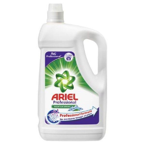 مایع لباسشویی آریل Ariel حجم 4.55 لیتر