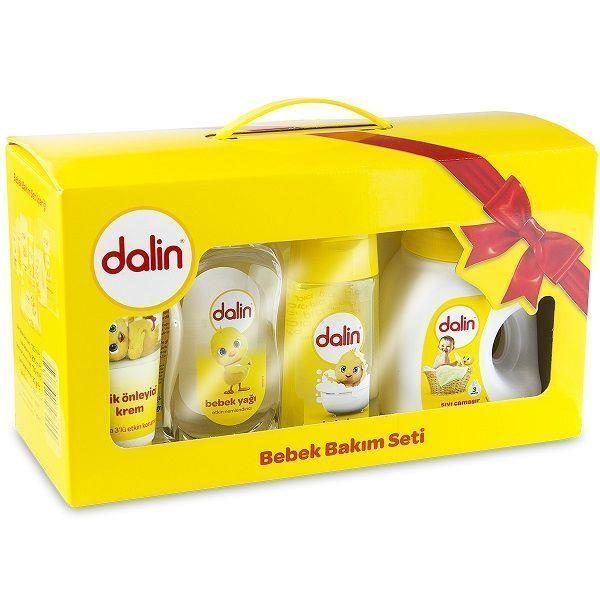 ست بهداشت کودک دالین dalin شامل هفت محصول