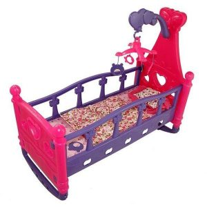تخت خواب عروسک بیبی بورن baby born