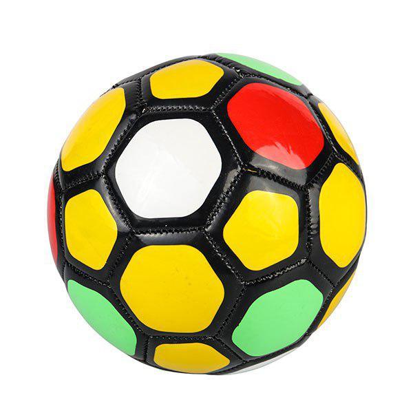 توپ بازی ابعاد 15x15 سانتیمتر چهار رنگ