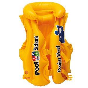 جلیقه شنای بادی اینتکس INTEX