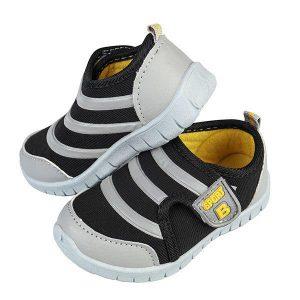 کفش اسپرت کودک رنگ مشکی کد 1202