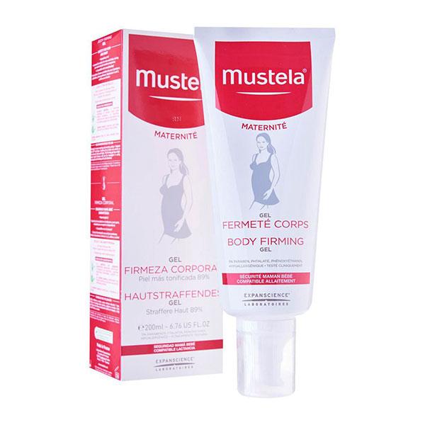 ژل سفت کننده بدن موستلا Mustela