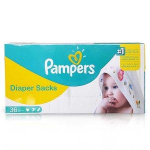 کیسه مخصوص پوشک نوزاد پمپرز Pampers