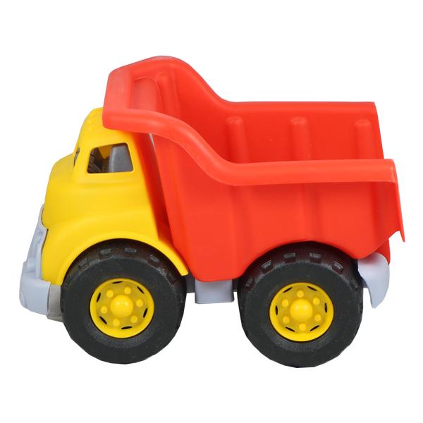 ماشین بازی نیکو تویز طرح کامیون خاکریز مدل V-104 - قرمز