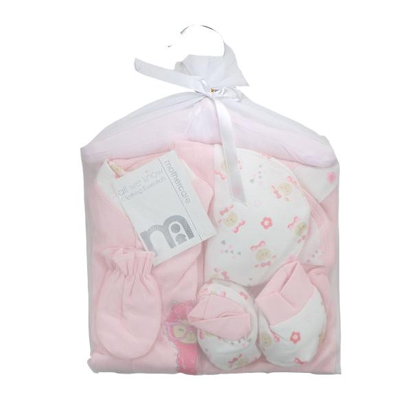 ست بیمارستانی 7 تکه نوزاد مادرکر Mothercare کد 985