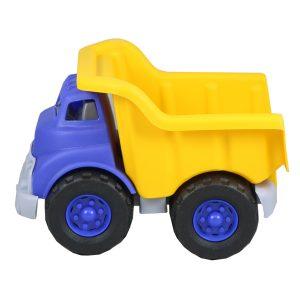 ماشین بازی نیکو تویز طرح کامیون خاکریز مدل V-104 - زرد