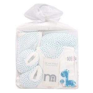 ست بیمارستانی 7 تکه نوزاد مادرکر Mothercare کد 946