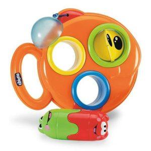 اسباب بازی حمام پازل ماهی چیکو Chicco کد 66717