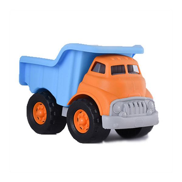 ماشین بازی نیکو تویز طرح کامیون خاکریز مدل V-104 - آبی