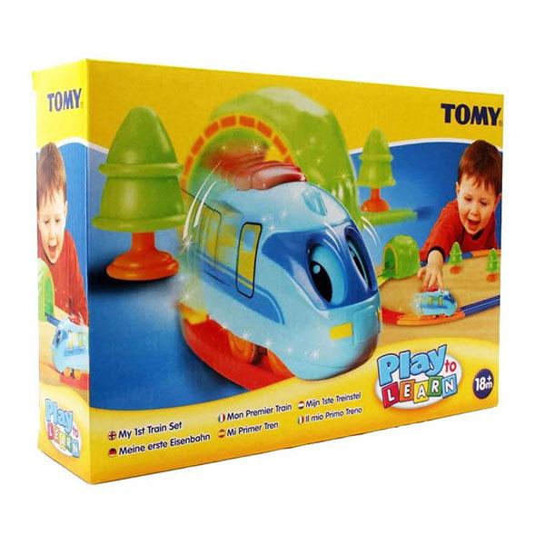 اسباب بازی قطار ریلی کوکی تامی