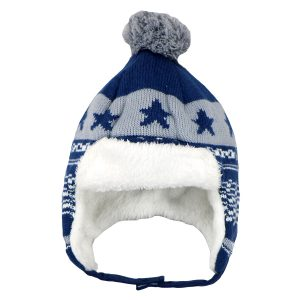 winter hat blue 1