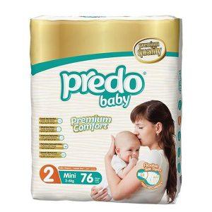 پوشک پریدو Predo
