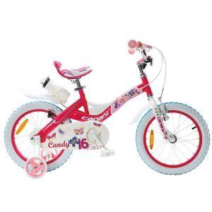 دوچرخه قناری مدل Candy سایز 16