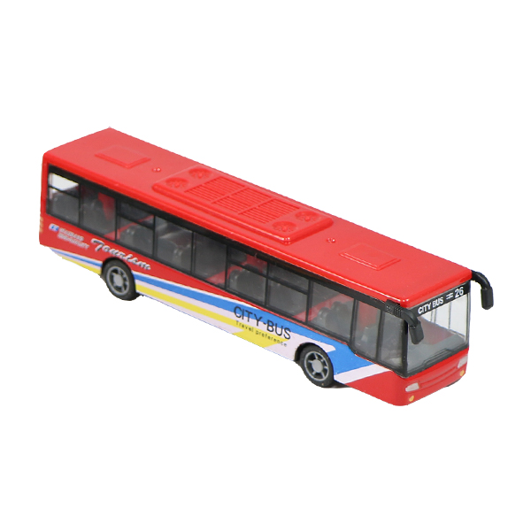 اتوبوس اسباب بازی عقب کش