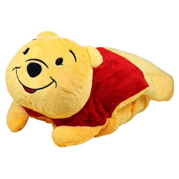 کیف رودوشی عروسکی بچه گانه طرح Pooh