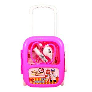 چمدان ست پزشکی دخترانه درج توی