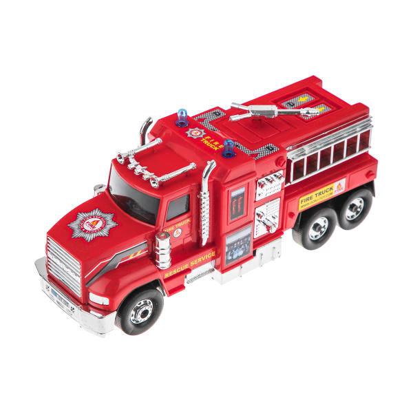 ماشین بازی درج توی مدل آتش نشان