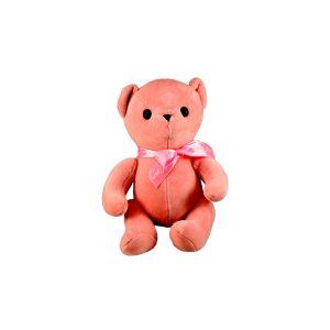 عروسک پولیشی خرس پاپیون ساتن