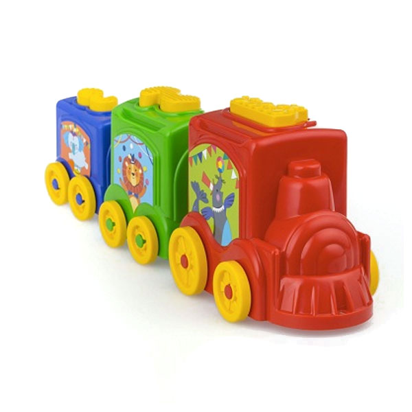 اسباب بازی قطار چیچی هوهو تک توی Tak Toy