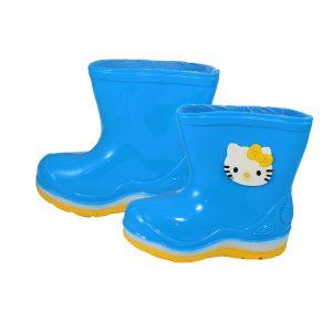 چکمه بارانی بچه گانه پایون رنگ آبی