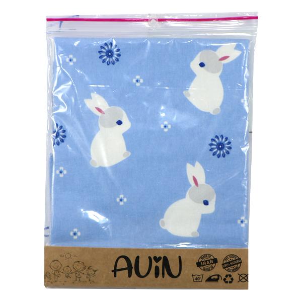 دستمال خشک کن آوین طرح خرگوش آبی