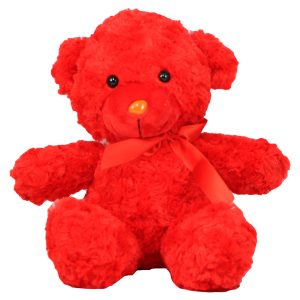 عروسک پولیشی خرس قرمز