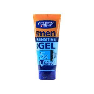 ژل اصلاح مردانه کامان مناسب پوست های حساس 175 میل