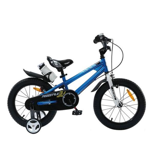 دوچرخه قناری مدل FreeStyle سایز 16 رنگ آبی
