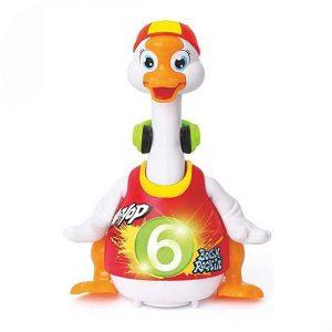 اردک موزیکال هولا Hola کد 828 رنگ قرمز