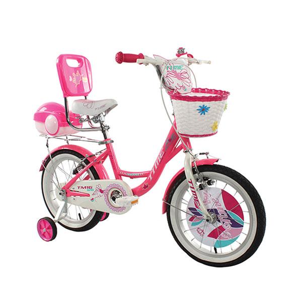 دوچرخه تایم مدل Flower سایز 16
