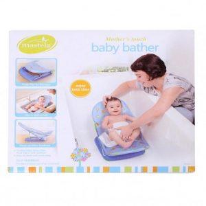صندلی حمام آسان شور نوزاد آبی ماستلا (Mastela)