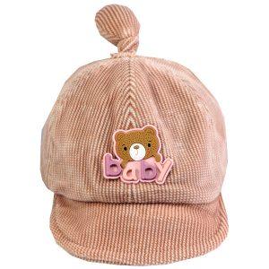 کلاه نقاب دار بچه گانه کد 1313 صورتی