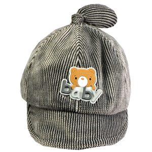 کلاه نقاب دار بچه گانه کد 1313 مشکی