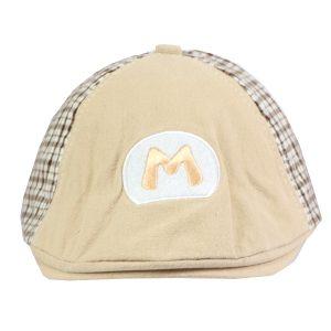 کلاه نقاب دار بچه گانه کد 1379 کرم