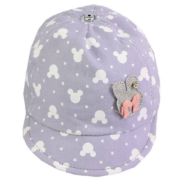 کلاه نقاب دار بچه گانه کد 3904 بنفش