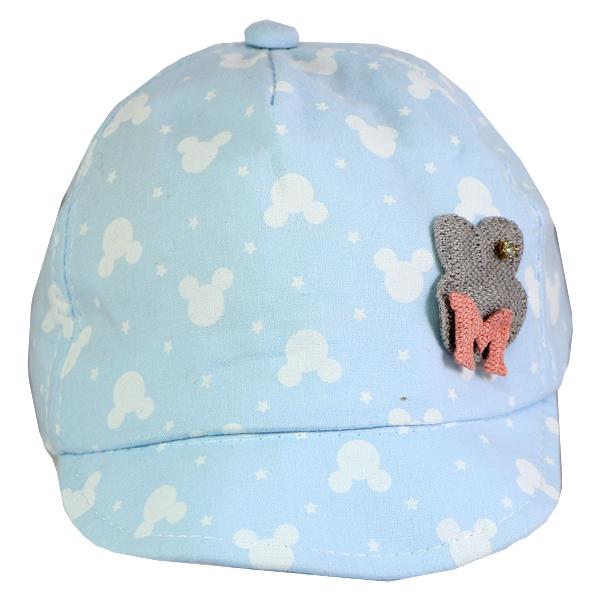 کلاه نقاب دار بچه گانه کد 3904 آبی