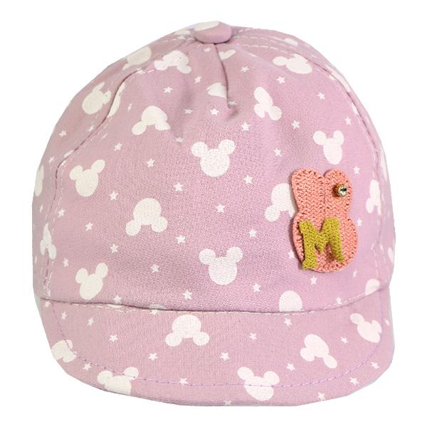 کلاه نقاب دار بچه گانه کد 3904 صورتی