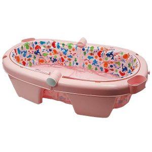 وان حمام تاشو نوزاد سووان Suwan baby صورتی
