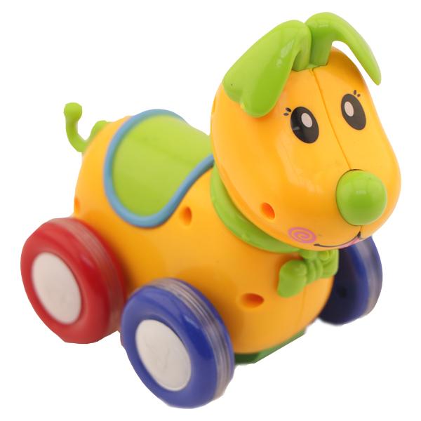 اسباب بازی قدرتی baby 4 life طرح سگ