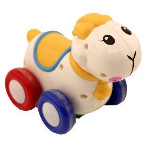 اسباب بازی قدرتی baby 4 life طرح گوسفند