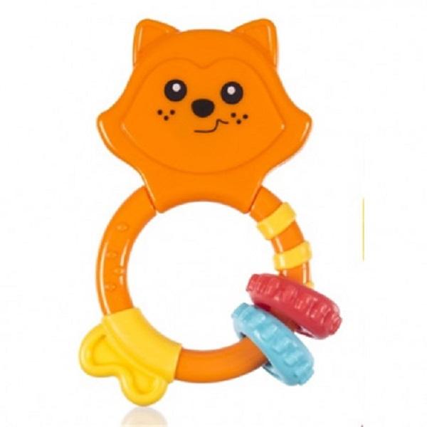 جغجغه و دندانگیر به به دور bebedor کد 592 مدل گربه