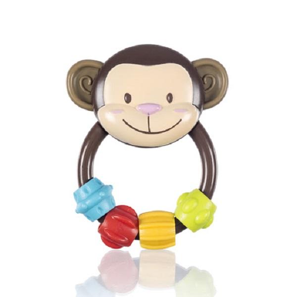 جغجغه و دندانگیر به به دور bebedor کد 592 مدل میمون