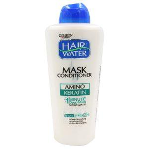 ماسک و نرم کننده موی هیر واتر کراتینه کامان 400 میل